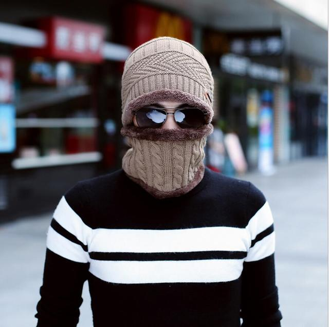 Gorro Hats For Military Special Force Tactical Balaclava Helmet Liner Cycling Face Mask Beanies Skullies Hat With scarf