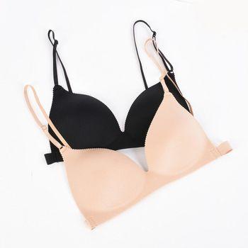 Women Bras Adjustable Brassiere Seamless Lingerie Sexy Push Up Bras For Women Underwear Bra girls bra brassiere