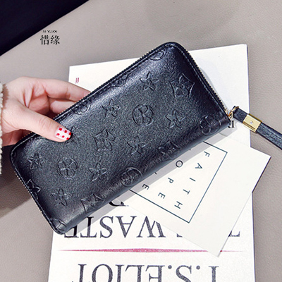 XIYUAN BRAND fashion pu leather long zipper Standard Wallets Ladies purses Mobile phone wallet card holder for moms ybyt brand 2017 new fashion simple solid zipper long women standard wallets hotsale ladies pu leather coin purses card package