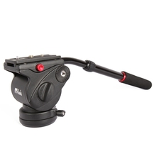 JIEYANG GOPRO Video Camera Tripod Action Fluid Drag Head Shooting Filming SLR JY0506 wholesale free shipping стоимость