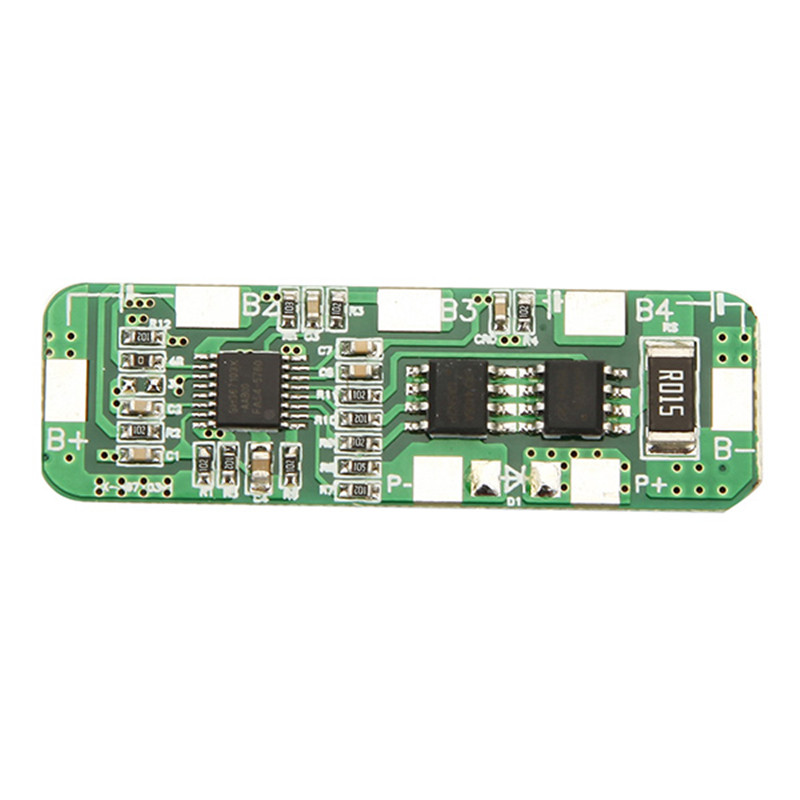 Hot Sale 4A-5A 4 String 18650 Li-ion lithium Battery Cell Protection Board 7s cells 4 2v 20a balancing li ion lithium 18650 battery protection board for rc toys models