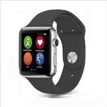 2016 NEUE Bluetooth Smartwatch iwo1: 1 Smart Uhr für Apple iphone Samsung Huawei Android Smartphone mit Herzfrequenz Tracker