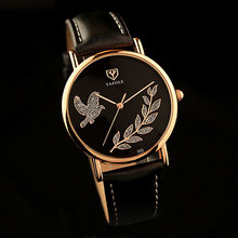 YAZOLE Simple Quartz Watch Women Watches Ladies Brand Famous New Wristwatch For Female Wrist Clock Montre