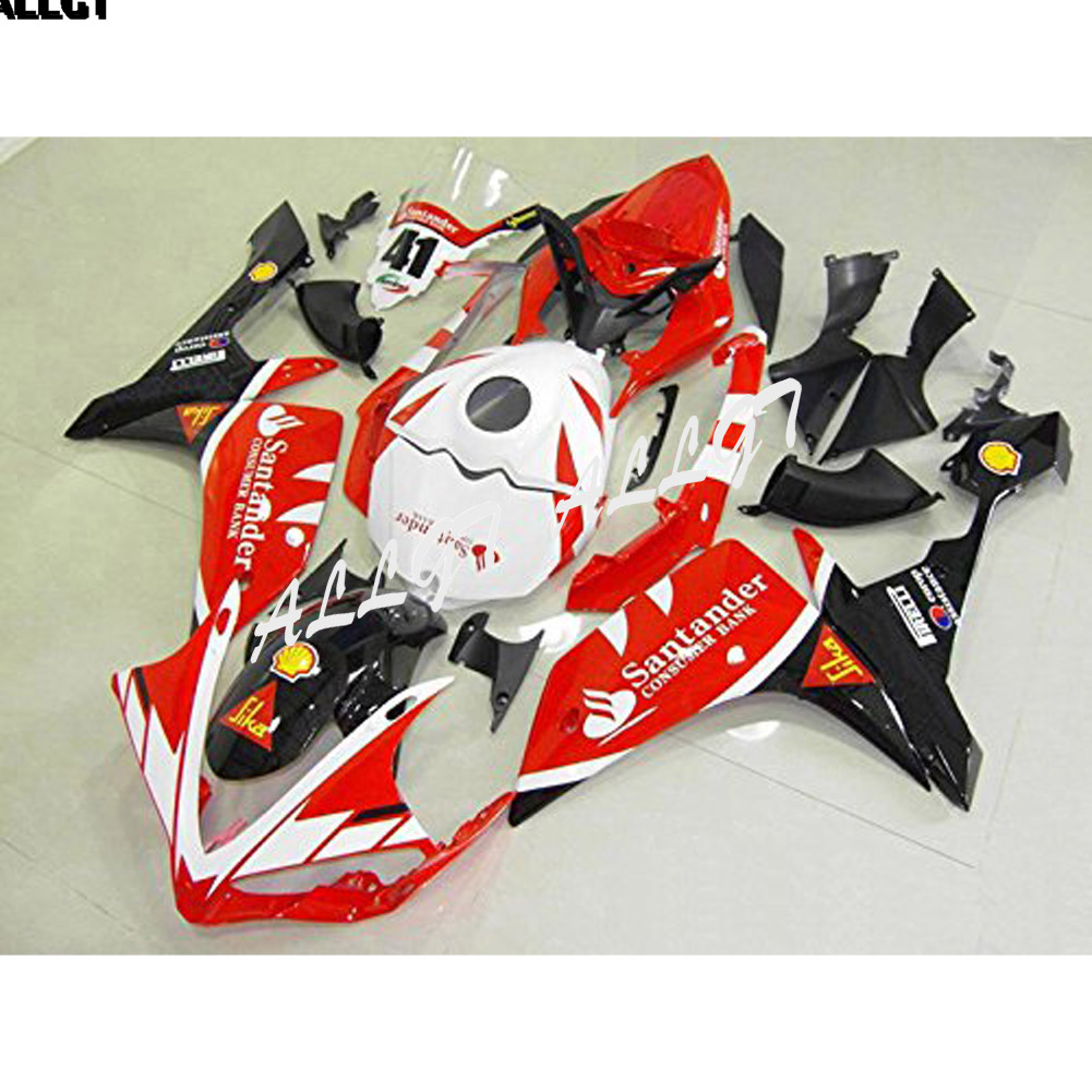 ABS Injection Plastic <font><b>Fairing</b></font> Kits Fit for <font><b>Yamaha</b></font> YZF-1000 <font><b>R1</b></font> <font><b>2007</b></font> 2008 YZF 1000 <font><b>R1</b></font> 07 08 image