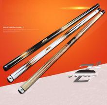 PREOAIDR 3142 Z2 Billiard Pool Cue Stick 13mm/11.5mm Tip Black/White/Orange Color Stick Billiard Cue Kit Pool Cue Kit Nine Ball стоимость