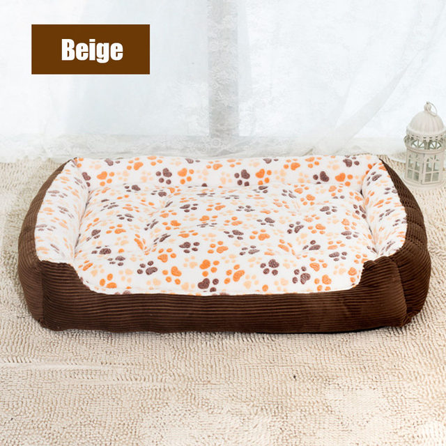 image - Canape Pour Chien Grande Taille