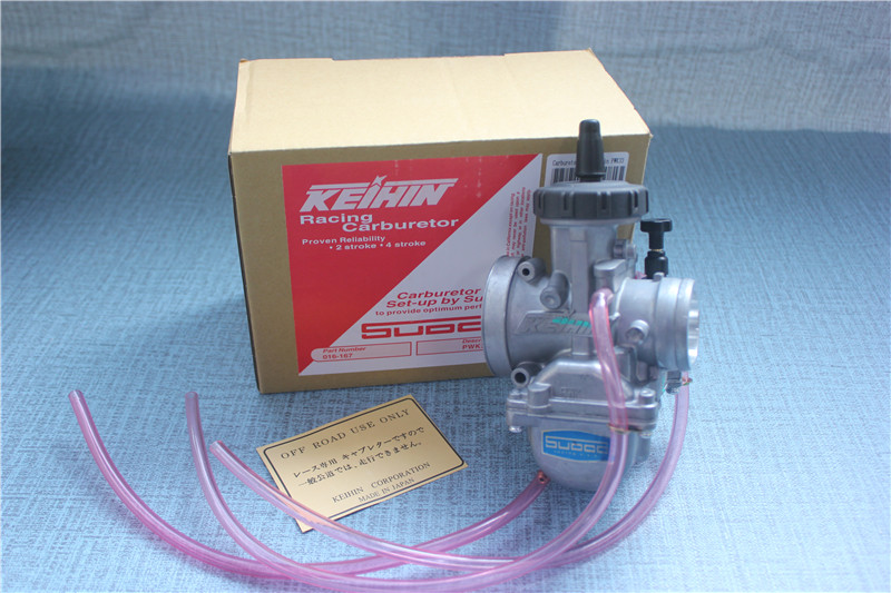 Motorcycle Keihin Pwk Carburetor 33 34 35 36 38 40 Mm Carb With Air Striker For 4t Engine Scooter Utv Atv Dirt Bike Trx250r