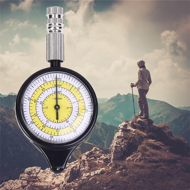 Map Rangefinder Odometer Multifunction Compass Curvimeter Outdoor Climbing Sport