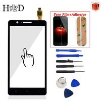 5 0 For Lenovo A536 536 Touch Screen Panel Digitizer Front Glass Lens Sensor Touchscreen Tools