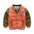 Crianças casacos de outono e inverno meninos casacos crianças jaqueta de inverno quente de manga longa