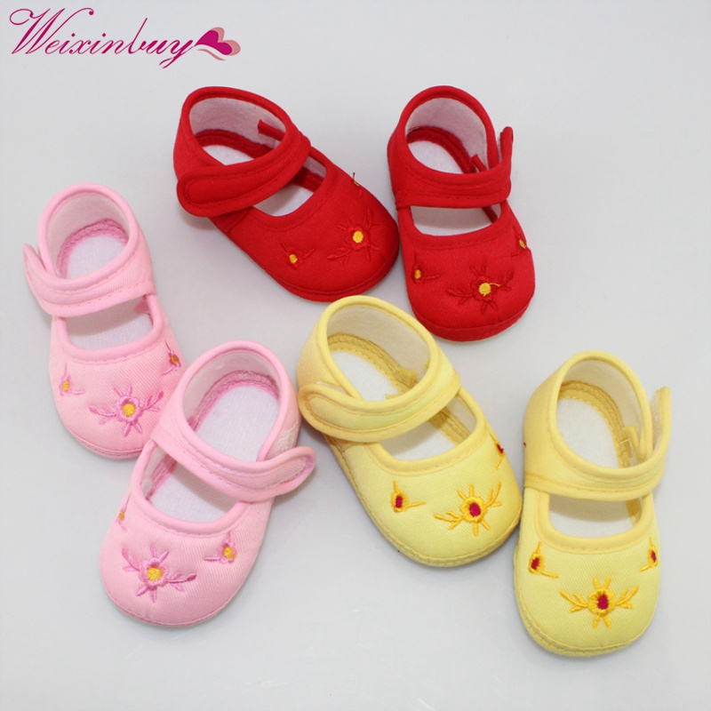 Promotion Bébé Chaussures Enfants Coton Premiers Marcheurs - Chaussures de bébé - Photo 3
