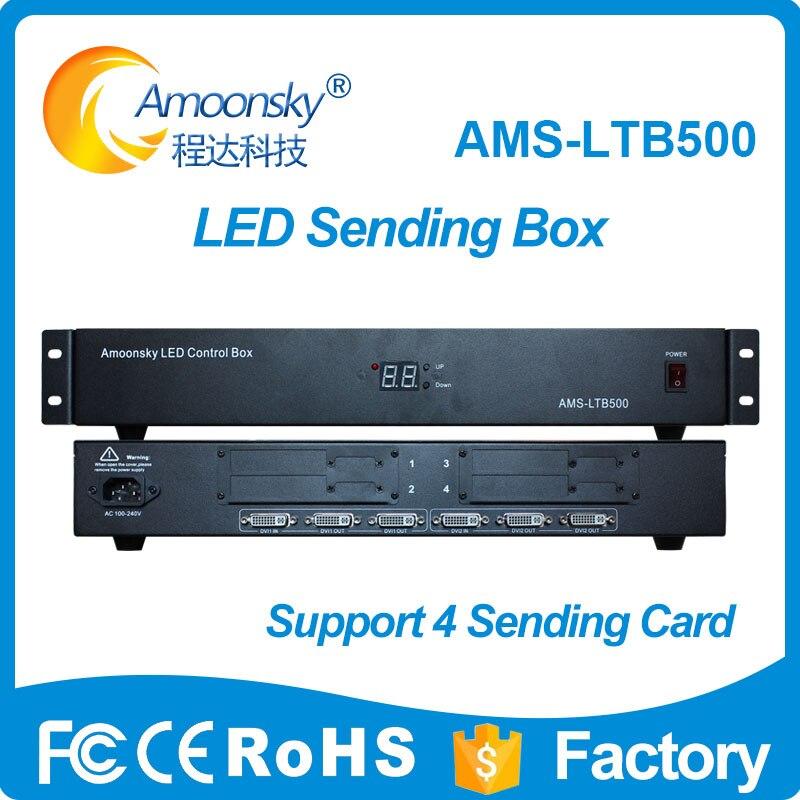 4 sendende karte externe sender box für linsn nova colorlight dbstar - Heim-Audio und Video