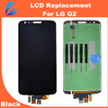 LL TRADER NO Dead Pixel Touch Screen For LG G2 D802 LCD Display LCD Replacement Part with Digitizer Assembly+Free shipping Tools
