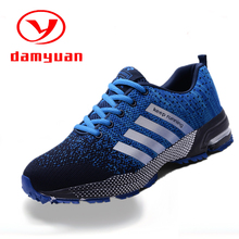 hot deal buy popular men's shoes 46 large size men's shoes 47 netted leisure shoes breathable running shoes