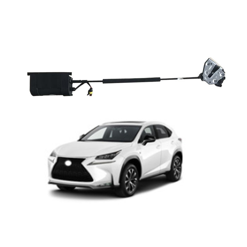For LEXUS NX / RX Series Automobile Refitted Automatic Locks Car Accessories Intelligence Electric Suction Door