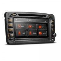 Xtrons DVD плеер для Mercedes Benz Vaneo 2 Din Car Audio 1080 P видео двухканальный Canbus HD Сенсорный экран С GPS навигации