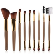 7/9pcs Makeup Brush Set Professional Foundation Eyeshadow Eyeliner Lip Cosmetic Brushes Kit Beauty Tools brochas maquillaje