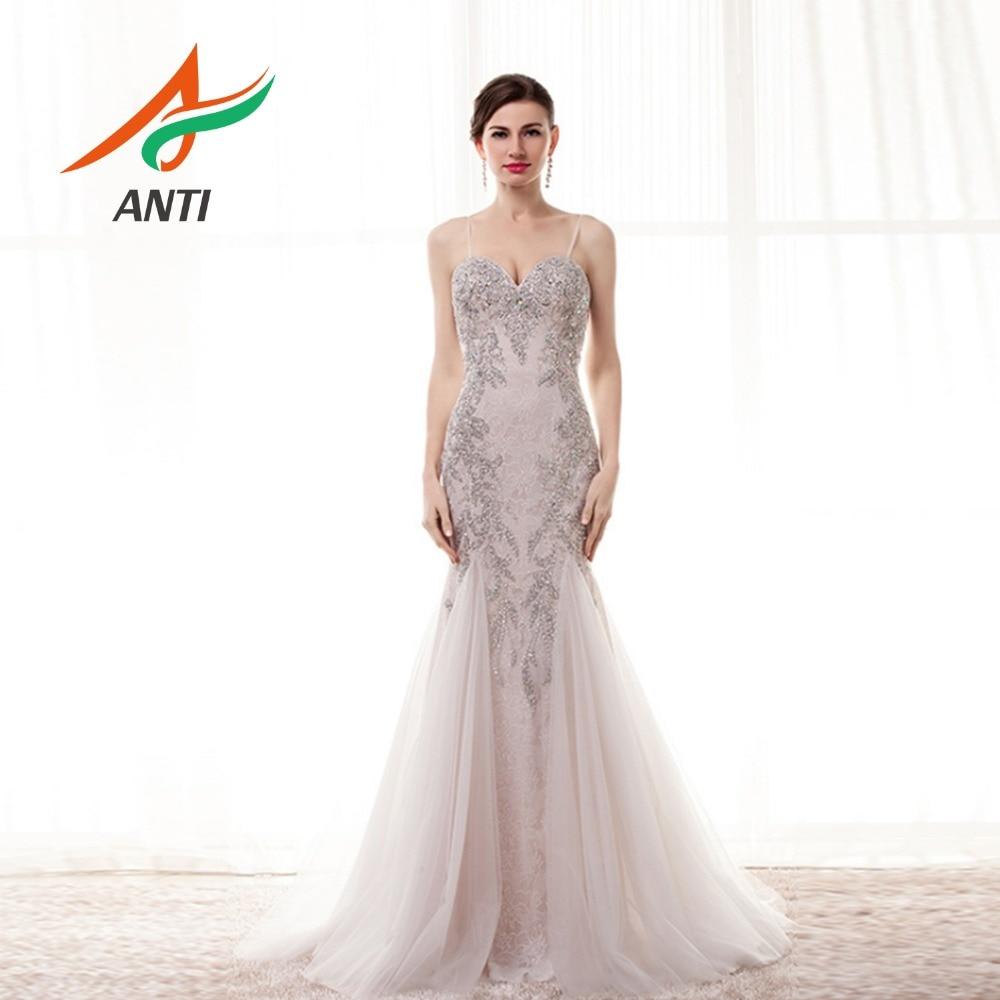 US $8.8 ANTI Hot Sale Mermaid Evening Dress Dubai Couture Formal Party  Gowns Sleeveless Abendkleider Aibye Arabic Vestido Custom LM8Evening