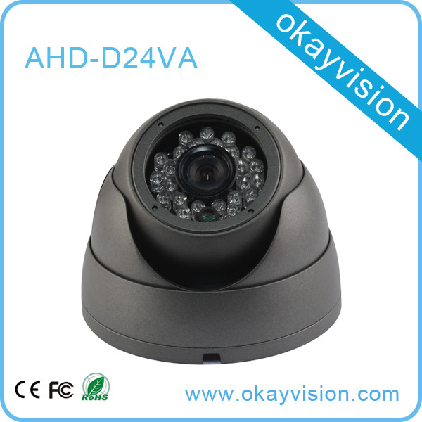 1MP AHD Camera with IR-CUT Filter IR Array LEDs vanderproof Housing Better than HD-SDI HD-CVI TVI AHD Dome Camera Free Shipping free shipping hot selling 720p 20m ir range plastic ir dome hd ahd camera wholesale and retail