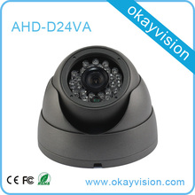 1MP AHD Camera with IR-CUT Filter IR Array LEDs vanderproof Housing Better than HD-SDI HD-CVI TVI AHD Dome Camera Free Shipping