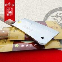 Küche Zubehör handmade Deutsch stahl küchenmesser intermaxillary cut/Hacken Knochenmesser + Traditionellen schmieden prozess