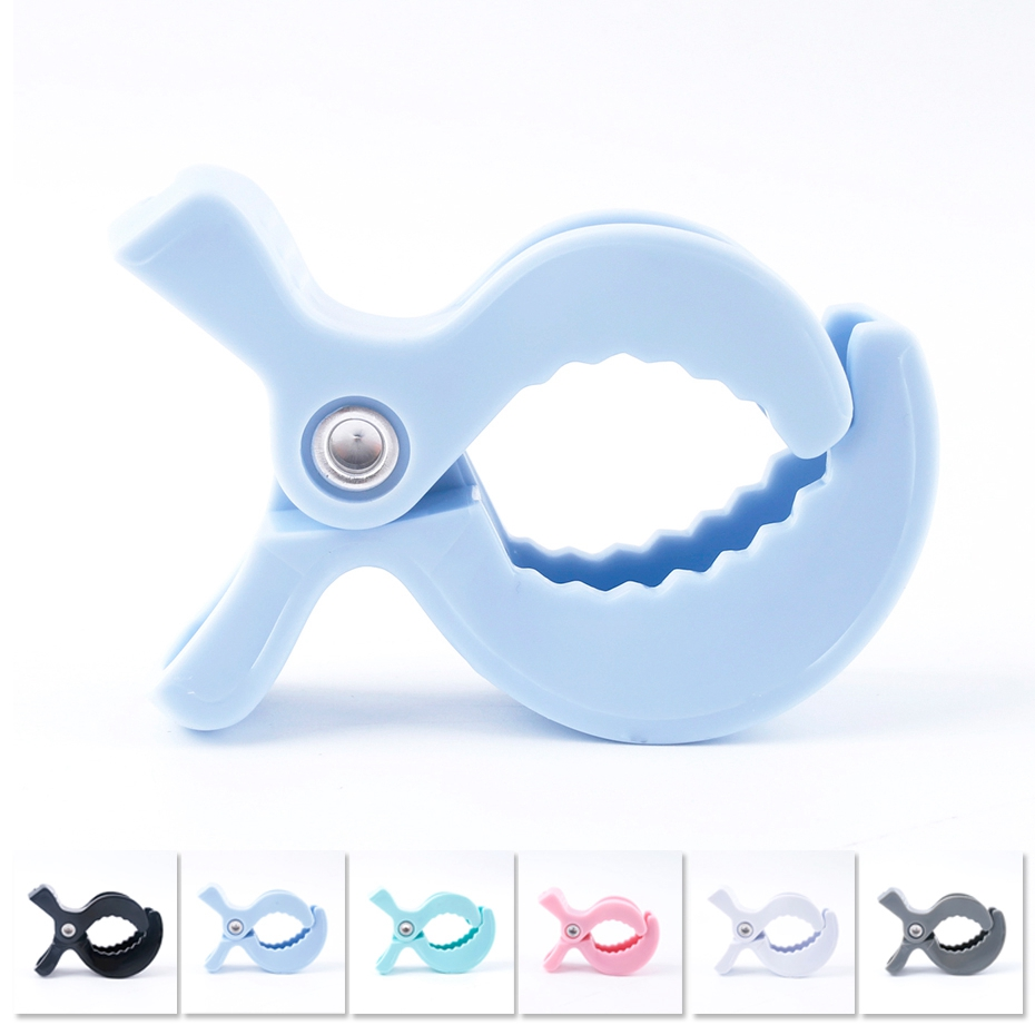 Strong Baby Car Seat Toy Lamp Pram Stroller Peg To Hook Cover Blanket Clip