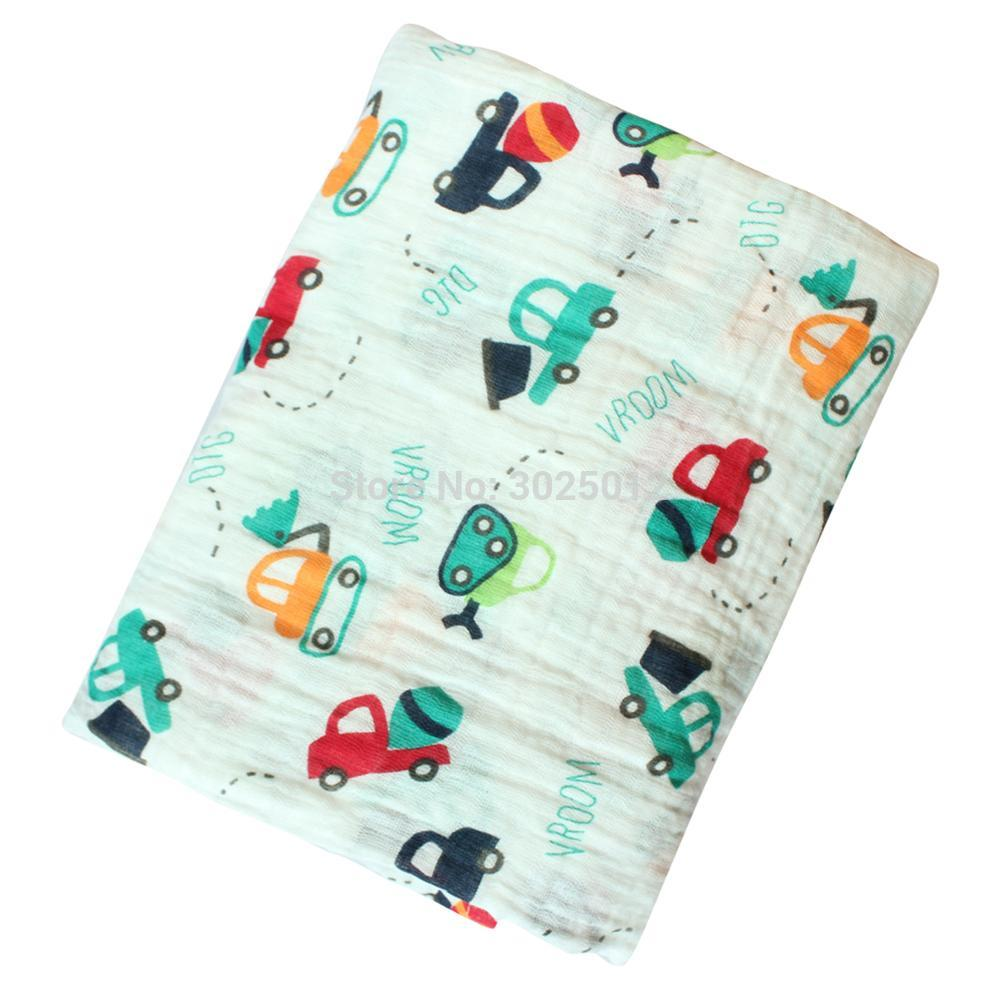 Muslin Swaddle Blankets Baby Blanket for Newborns Cotton Swaddle Blanket Swaddle Wrap Muslin Swaddle and Receiving Blankets