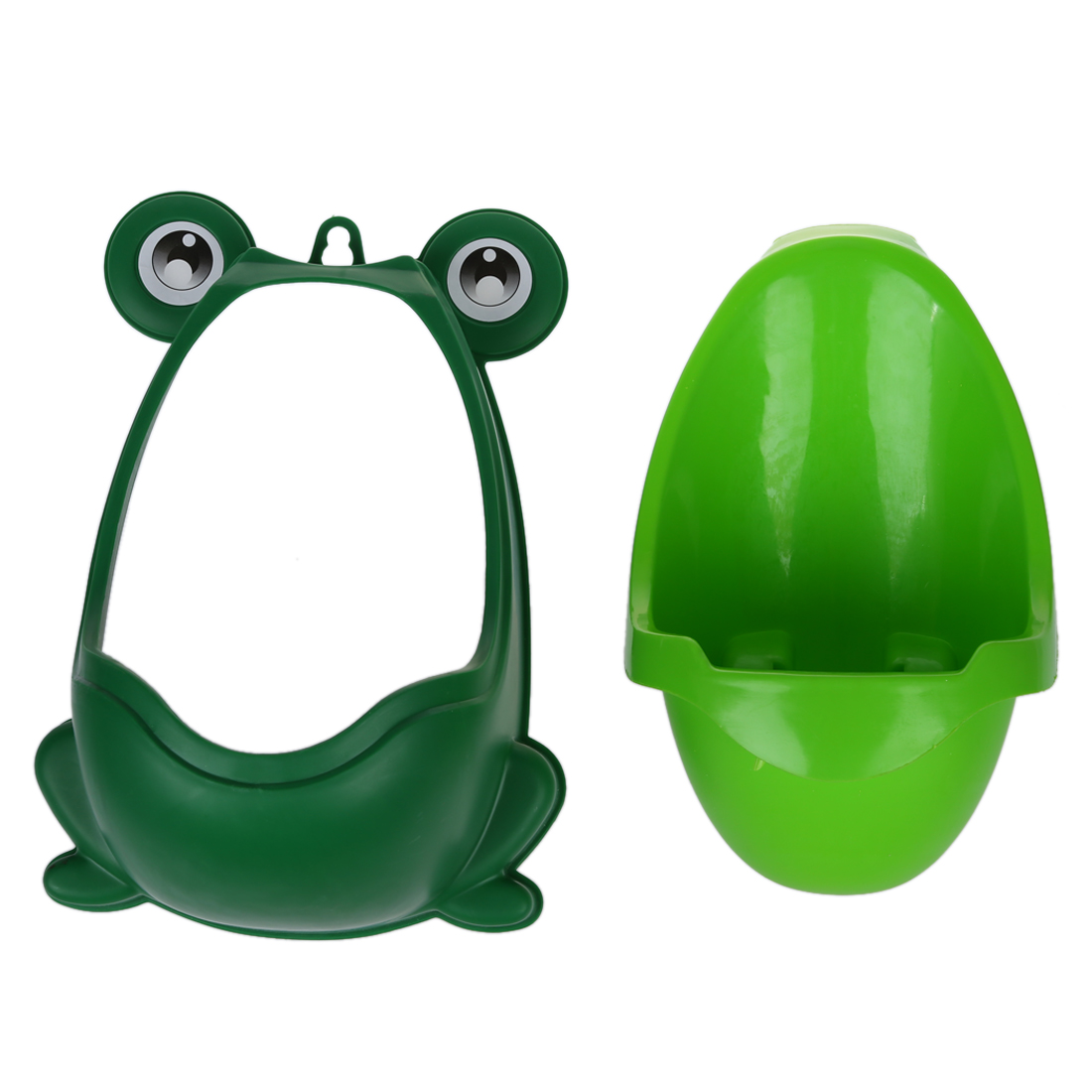 HOT SALE Baby Boys Kids Toddler Potty Training Pee Trainer Mini Toilet (Frog Green)