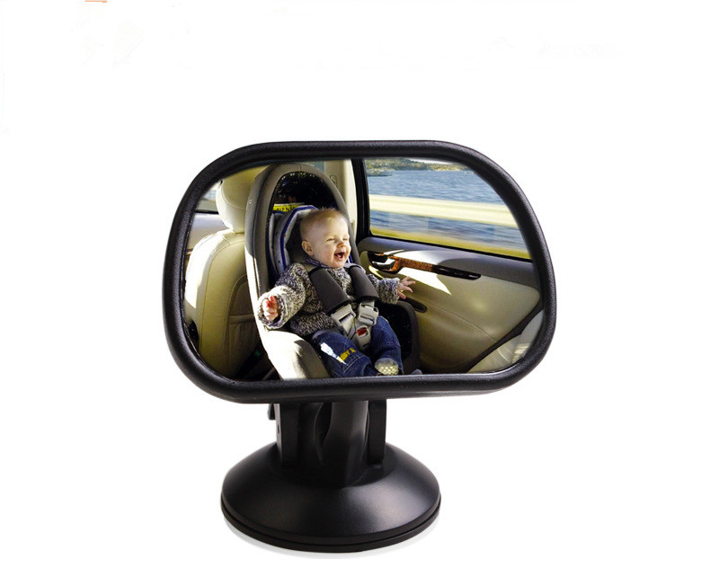 Baby Safety Seat Baby Rearview Mirror Baby Observation Mirror Child Car Rearview Mirror Rear Auxiliary Mirror