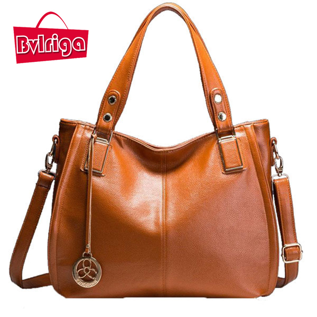 BVLRIGA Women messenger bags leather shoulder bags for woman bags handbags women famous brands Dollar prices top-handle bags