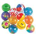 Toys Ball Inflatable Bath Ball Eco-Friendly Colorful Soft Plastic Ocean Balls Outfoor Fun Sport Swim Pool Party Favor Gifts