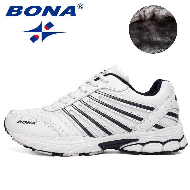 BONA/Новый отличный стиль, мужские кроссовки на шнуровке, спортивная обувь, прогулочная обувь, мужские удобные кроссовки, бесплатная доставка