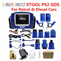 DHL Ship 100 Original Xtool PS2 Truck Heavy Duty Scanner Works For Multi Brand Update Free