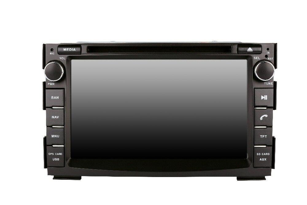 7 WCE 6.0 Car DVD player dvd Stereo For Kia Ceed 2006 2012 Auto Radio RDS Multimedia GPS Navigation Audio Video NAVI DVD Player