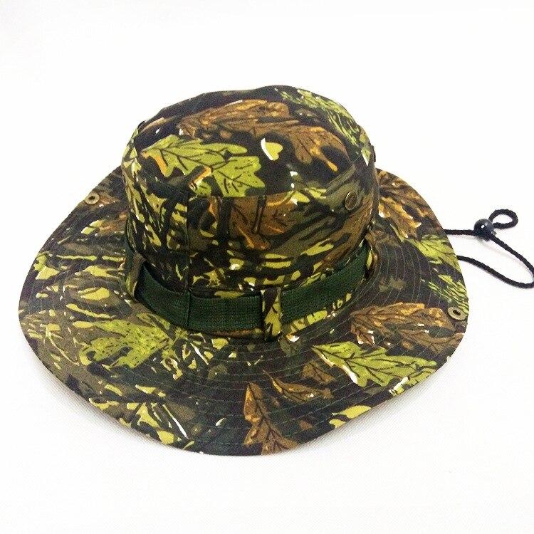Westeng Sombreros Dise/ño de Camuflaje Transpirable Sombrero Ajustable del Sombrero para Mujer Hombres