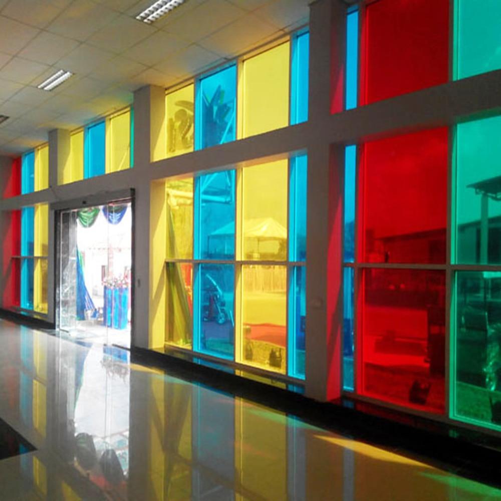 Window Film Decorative Solar Tint Window Film Eco-friendly Waterproof Vinyl Glass Stickers Home Decor 1m x 20mWindow Film Decorative Solar Tint Window Film Eco-friendly Waterproof Vinyl Glass Stickers Home Decor 1m x 20m
