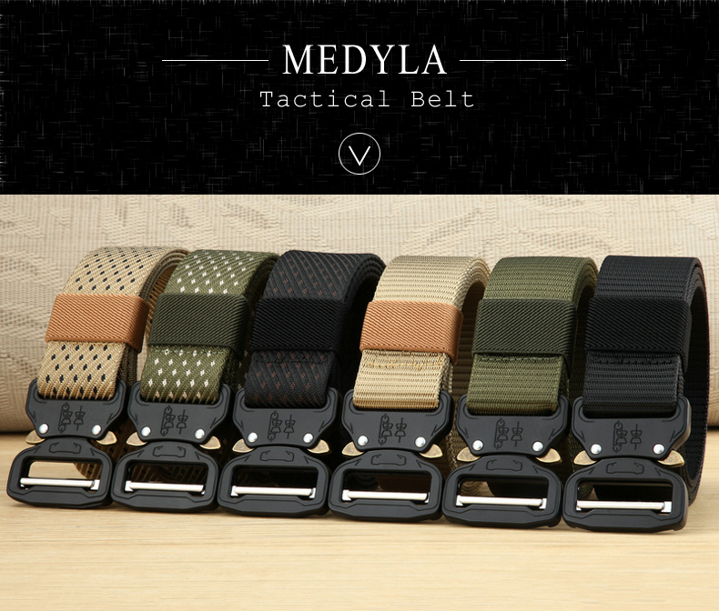 HTB1wlmieRWD3KVjSZKPq6yp7FXaC - Tactical Belt New Nylon Army Belt Men Molle Military SWAT Combat Belts Knock Off Emergency Survival Belt Tactical Gear