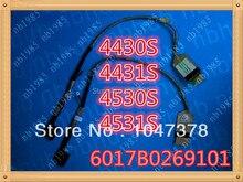 Оригинальный Экран LCD/LED/LVDS felx КАБЕЛЬ для Probook 4430 S 4431 S 4435 s 4436 s 4530 s 4531 s 4535 s 4536 s Экран кабель 6017B0269101