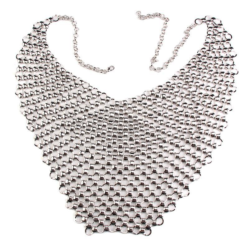 HTB1wlnZLXXXXXb7XXXXq6xXFXXX3 Metal Body Necklace Chain Choker Bralette