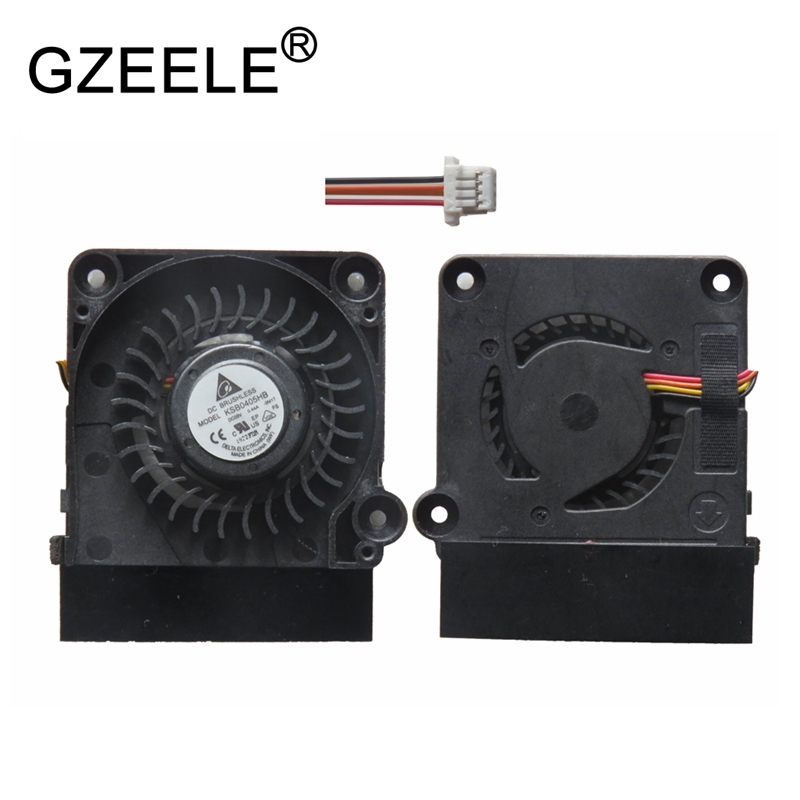 купить GZEELE New CPU Cooling Fan For ASUS EeePC 1005 1001HA 1005HA 1005PX 1008HA notebook Laptop Computer Radiator cooler по цене 312.11 рублей