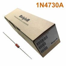 MCIGICM 2500 pcs Zener Diode 3.9V 1W Through Hole DO-41 1N4730 1N4730A