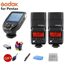 Godox V350S TTL HSS 1/8000s X System Camera Flash Speedlite With Built-in 2000mAh Li-ion Battery / Xpro-S Transmitter for Sony godox v350n mini flash ttl hss 1 8000s 2 4g x system built in 2000mah li ion battery camera speedlite flash for nikon camera