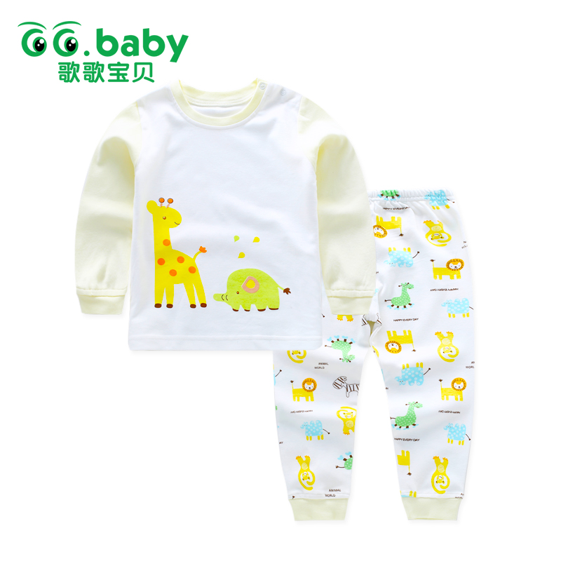 NewbornBaby Bear Boy Clothing Set Autumn Winter Long Sleeve Toddler Suits Baby Sets For Girl Clothes Sets Suit Baby Boy Outfits
