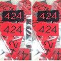 Хип-хоп Страх божий 424 Фу Два Четыре FAIRFAX ПОВЯЗКИ знак Повязки повязки Одежда Охлаждения Рычаг Крышки Рукава Yeezy Сезон 3