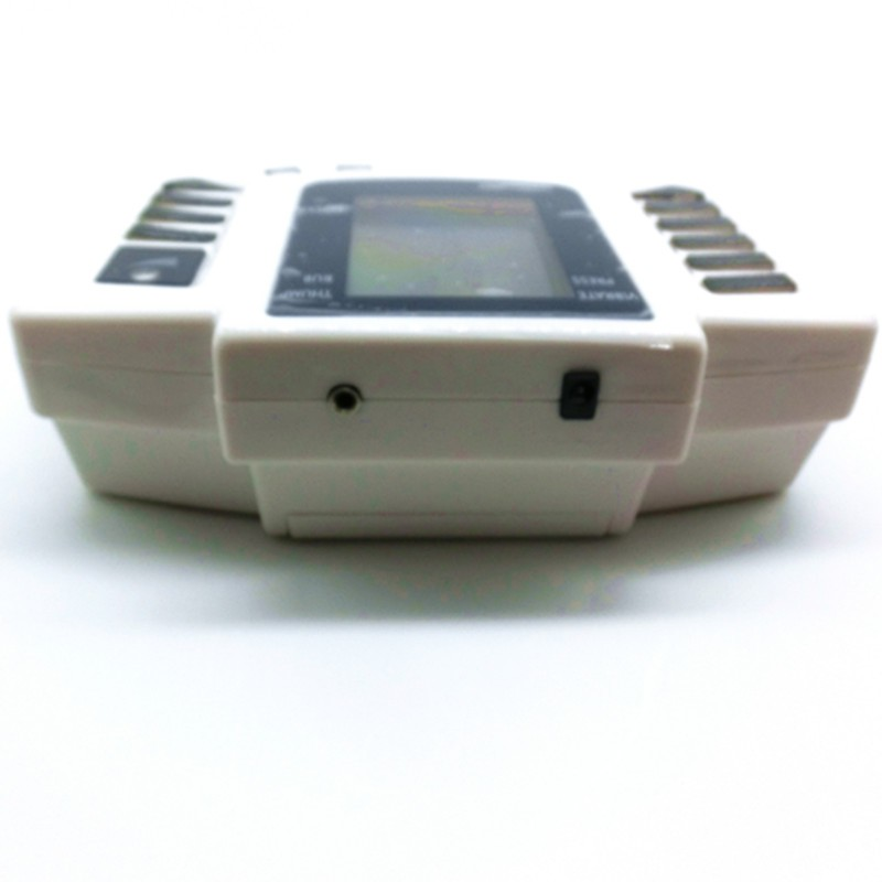 Russian language electric tens therapy massager pulse stimulator machine (24)
