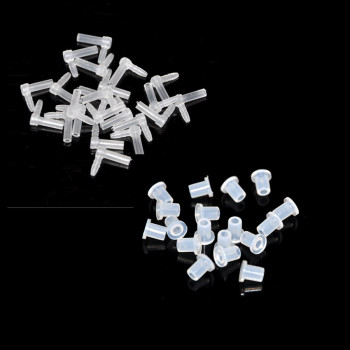500pcs High quality small rubber parts drop shipping Special offer pipe sleeve pipeline connector CISS accessories ciss
