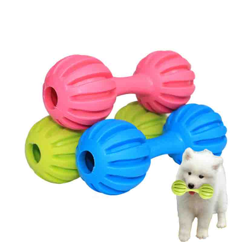 TPR Interactive Dog Toys for Large Small Dogs Pets Acessorios Product Puppy Dog Chew Toys Cat Supplies clean toothbrush in Dog Toys from Home Garden