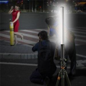 Image 5 - LED الجليد ضوء التصوير الفوتوغرافي المعادن المحمولة فيديو استوديو أضواء التصوير الفيديو مع جهاز التحكم عن بعد ، 2 درجات حرارة اللون 2g7