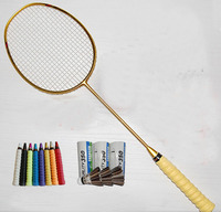 1 pc free shipping China National Team 4U Badminton Racket carbon fiber Badminton Racquet