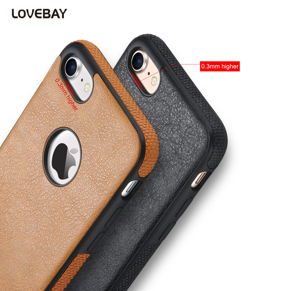 lovebay for iphone 7 case pu leather phone protective. Black Bedroom Furniture Sets. Home Design Ideas
